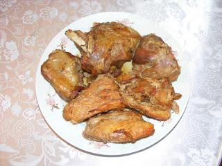 fripturi, retete, carne de curcan la tava in cuptor, retete de mancare, carne la cuptor, retete culinare,