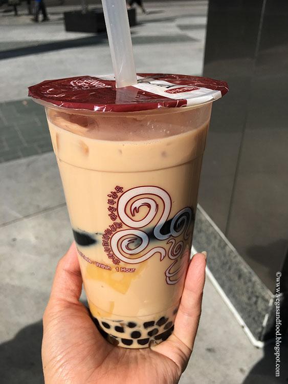 Gong Cha Koreatown Vegas And Food