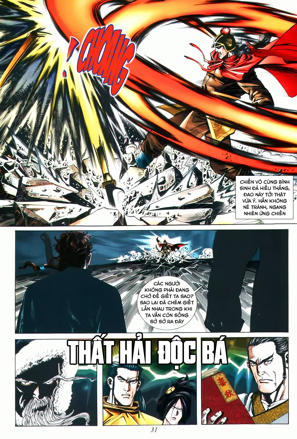 Bá Đao Chap 24 - Truyen.Chap.VN