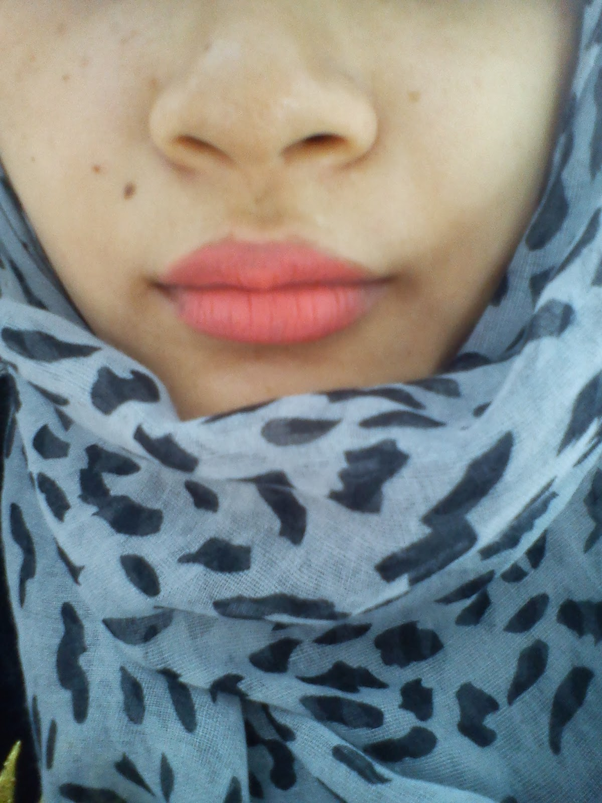 Wardah Long Lasting Lipstick Fabulous Peach 01