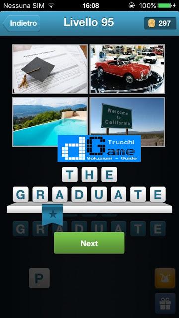 Movie Quiz (Indovinare il film) soluzione livello 91-100