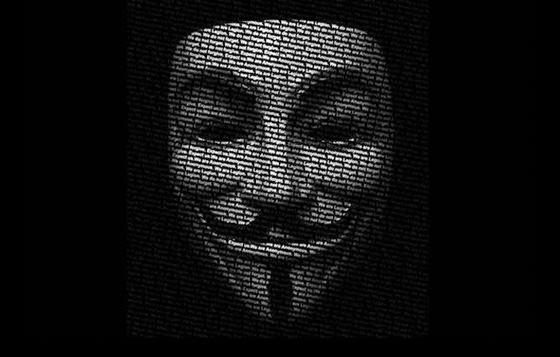 Máscara de Guy Fawkes - 560x357