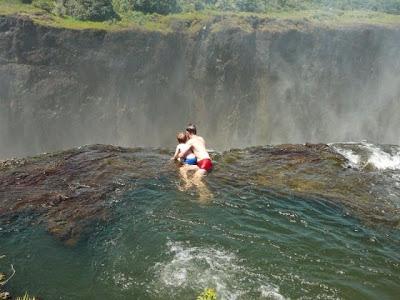 el mejor lugar para nadar