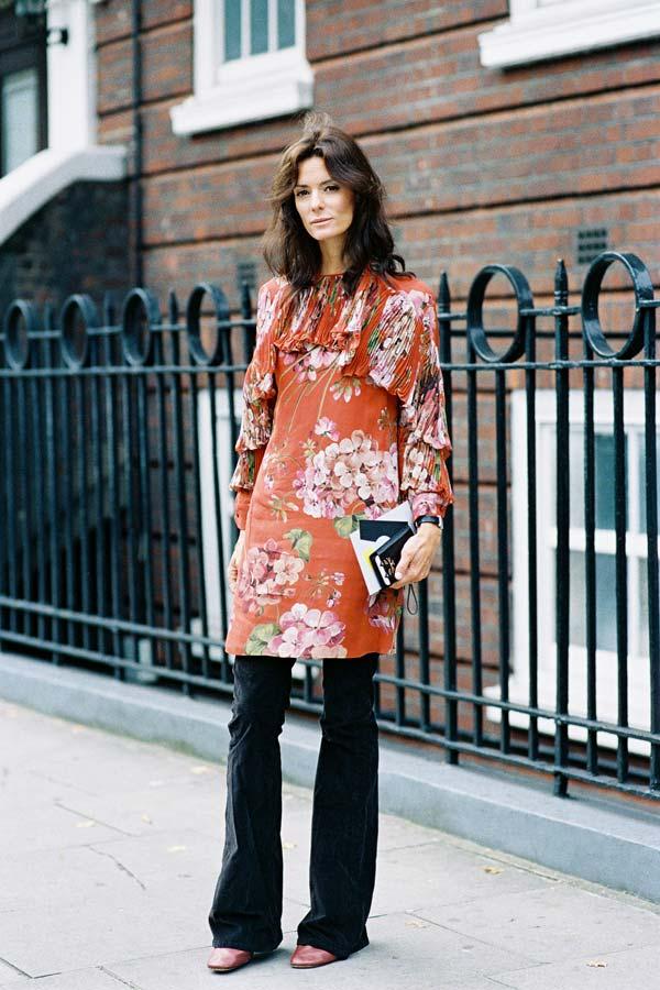 Vanessa Jackman London Fashion Week Ss 2016 Hedvig