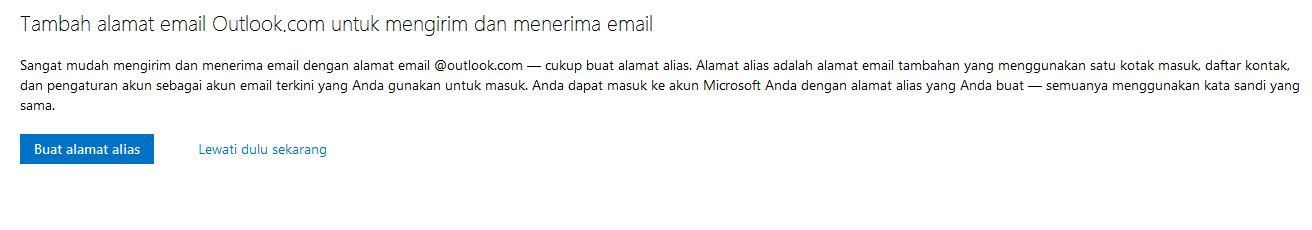 membuat email dihotmail