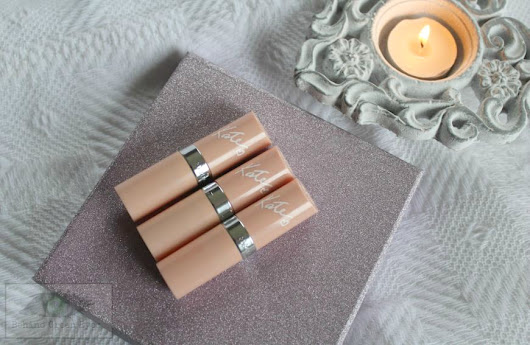 Rimmel By Kate Nude Collection Lipsticks - 40, 43 & 45