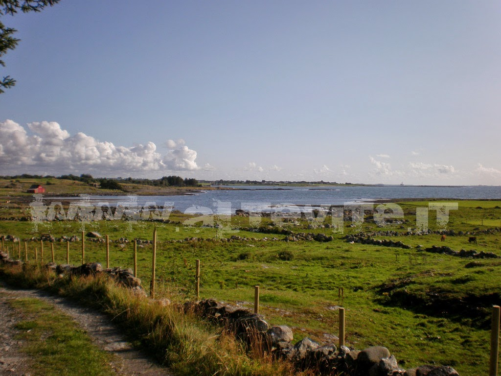 North Sea Cycling Route stavanger ciclabile