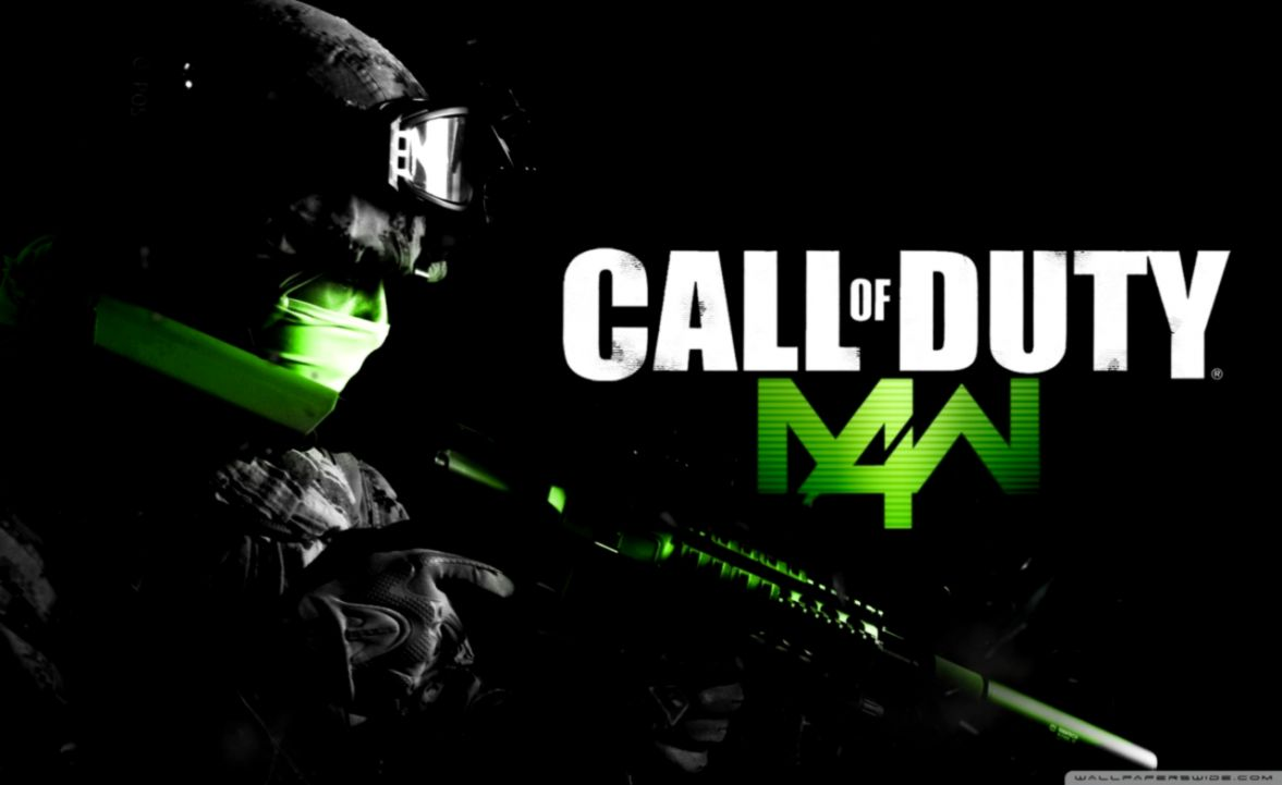 Call Of Duty Modern Warfare 4 Widescreen Wallpapers