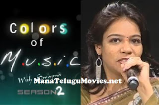 MM Srilekha in Colors Of Music – 2