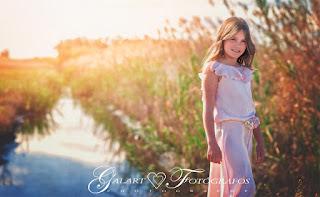 reportaje de comunión, galart fotógrafos, fotos de niños en el campo, fotos infantiles en exteriores