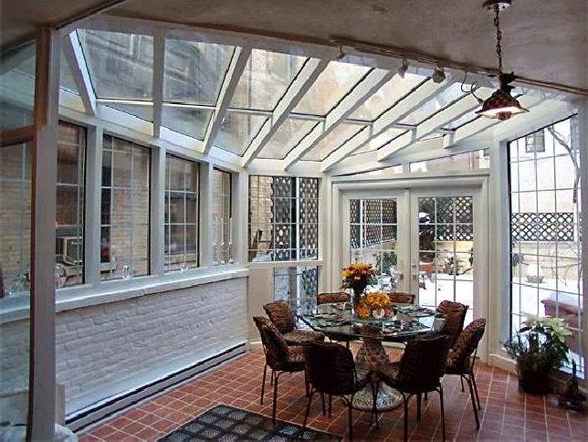 Desain atap dengan kaca model minimalis | DESAIN RUMAH ...
