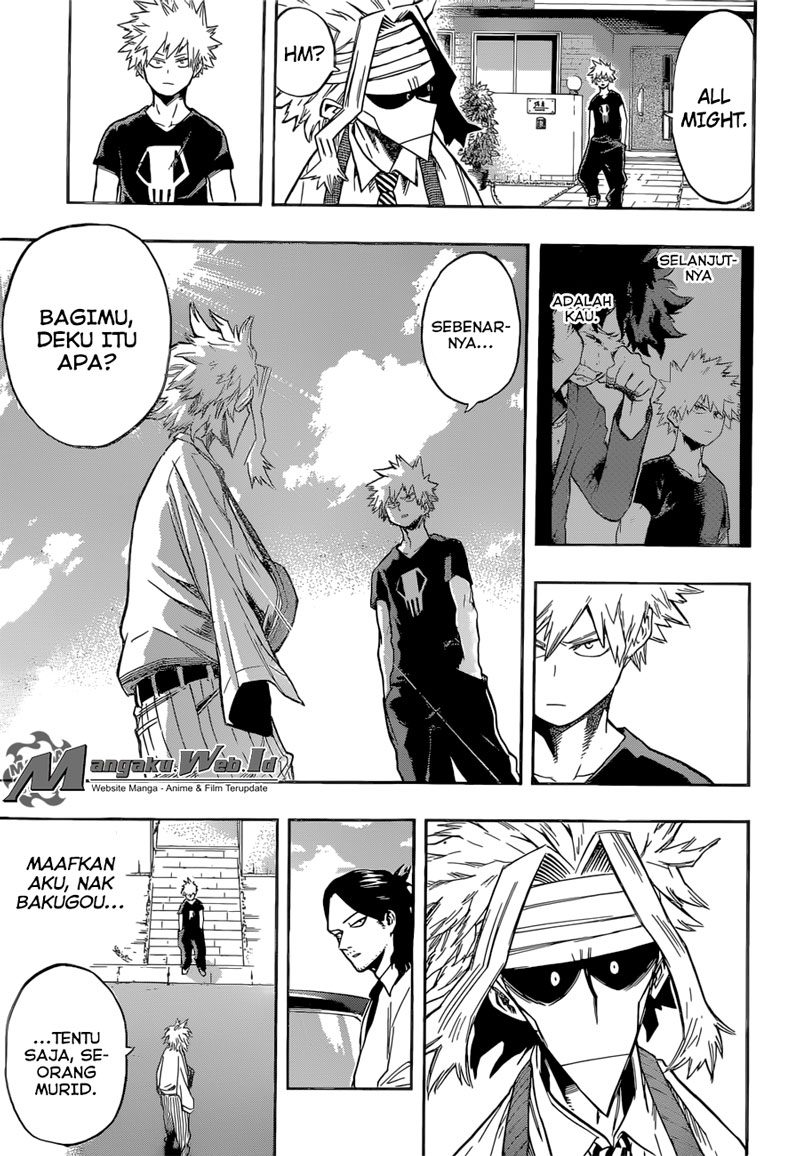 Boku no Hero Academia Chapter 96-12