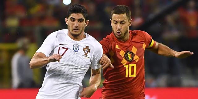 Video Cuplikan Gol Belgia vs Portugal Skor Akhir 0-0 | Friendly Match 03 Juni 2018