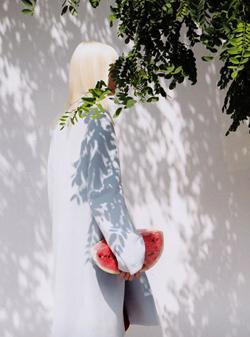 Greenery Pantone Colour of the Year 15-0343 Natural Shade Summer Fashion