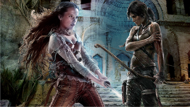 """Alicia Vikander será Lara Croft no reinicio de """"Tomb Raider"""""""