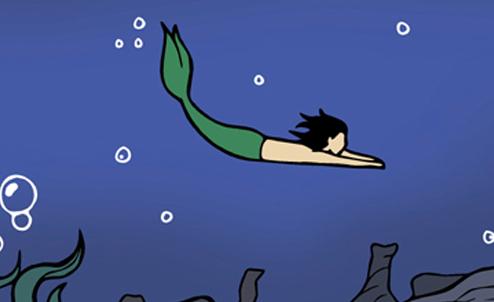 Lee Chul (bộ mới) phần 35: Chàng tiên cá ngáo