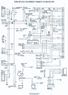 1998 chevrolet suburban 1500 wirng diagram