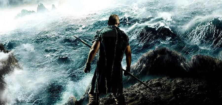 RUSSELL CROWE Se Luptă Cu Potopul În Noul Trailer Pentru Filmul De Inspiraţie Biblică NOAH