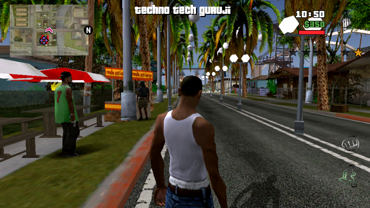 GTA INDIA MODPACK FOR GTA SA ON ANDROID ONLY 380MB ALL CPU [ INDIAN