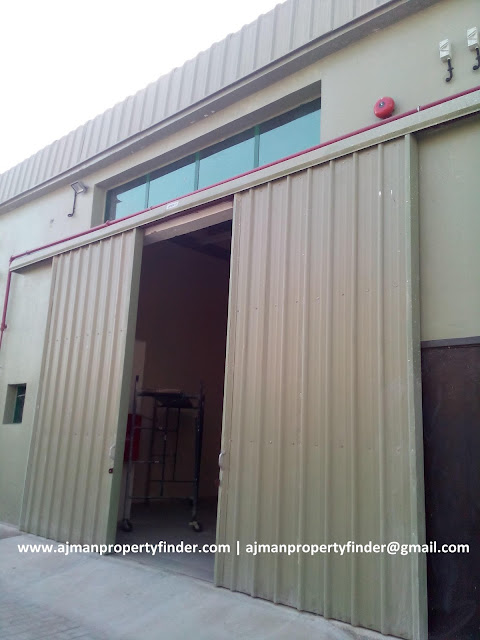 Warehouse for rent in Ajman | Commercial Storage Space in Ajman