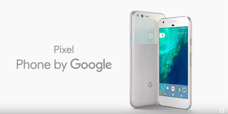 Review Google Pixel, Raja Smartphone Android