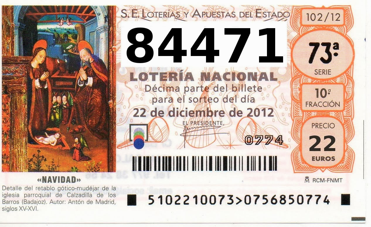 Spanische Lotterie
