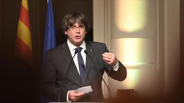Puigdemont: Pensé que Rajoy cedería y dialogaría sobre Cataluña