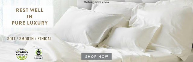 luxury organic cotton sheets