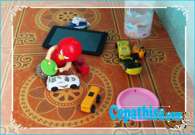 mainan anak agar mereka sibuk