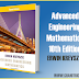 [PDF] Advanced Engineering Mathematics 10th Edition | Free Download