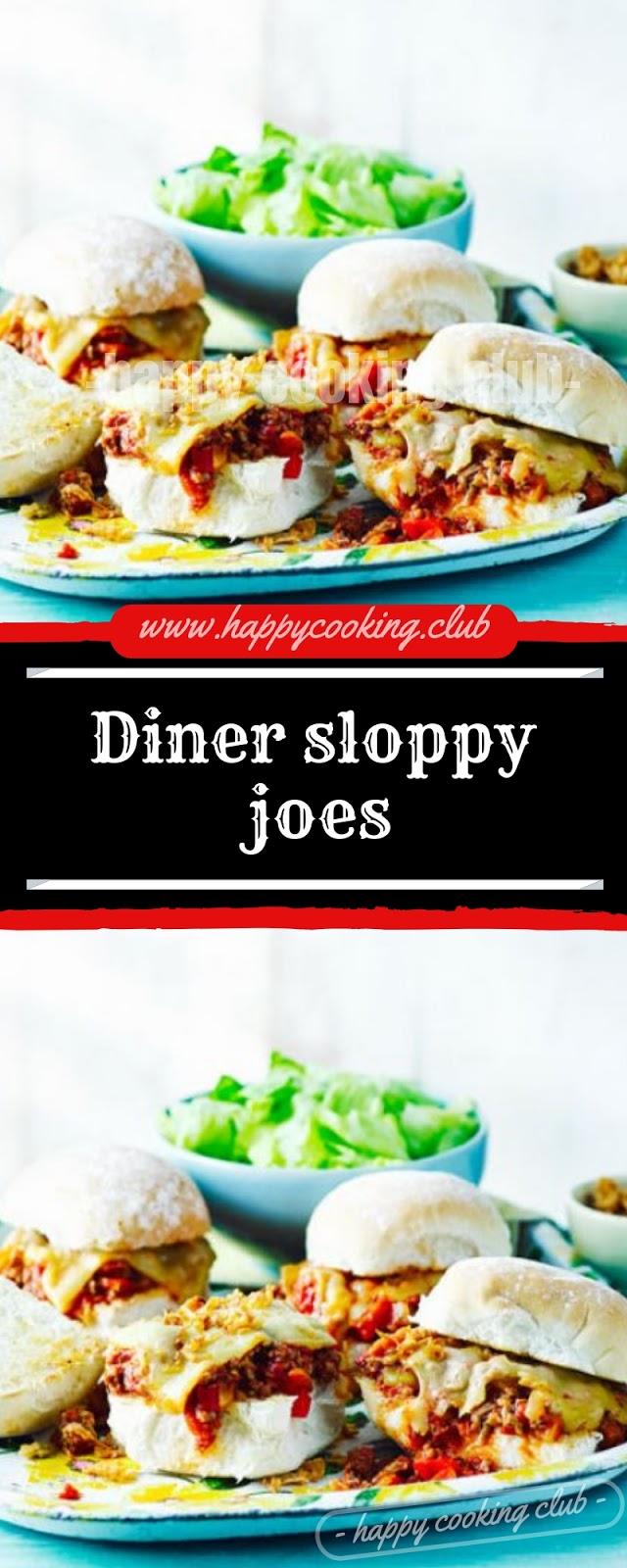 Diner sloppy joes