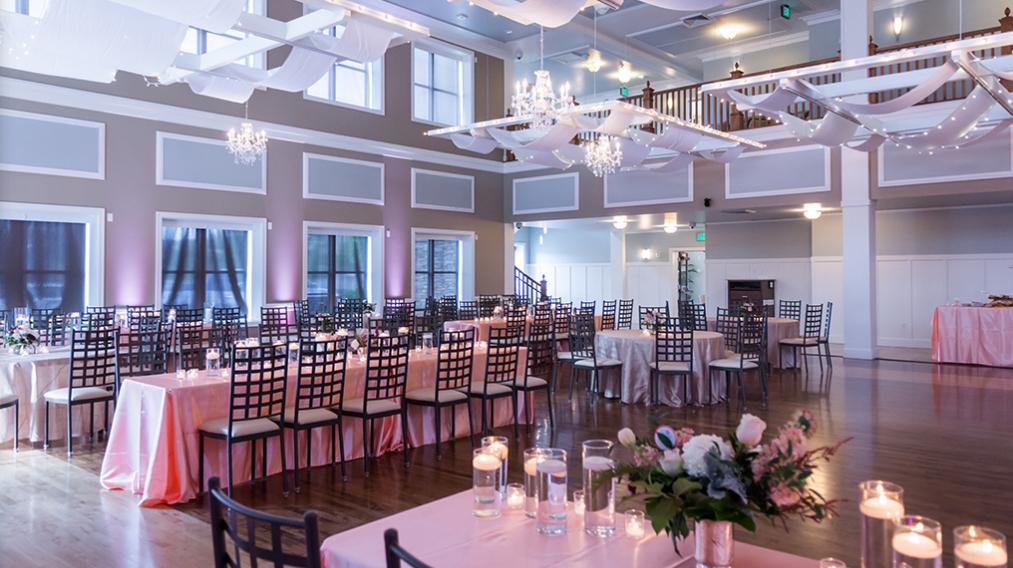 Noah's Event Center Wedding Venues