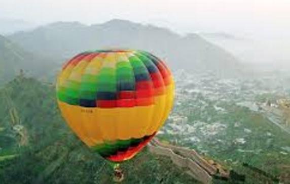 हवा के गुब्बारे