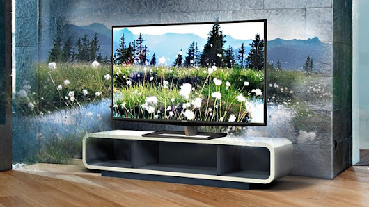 Enjoy Best Voice Clarity with Panasonic 3D TV