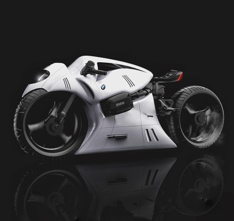 BMW RNineT Concept