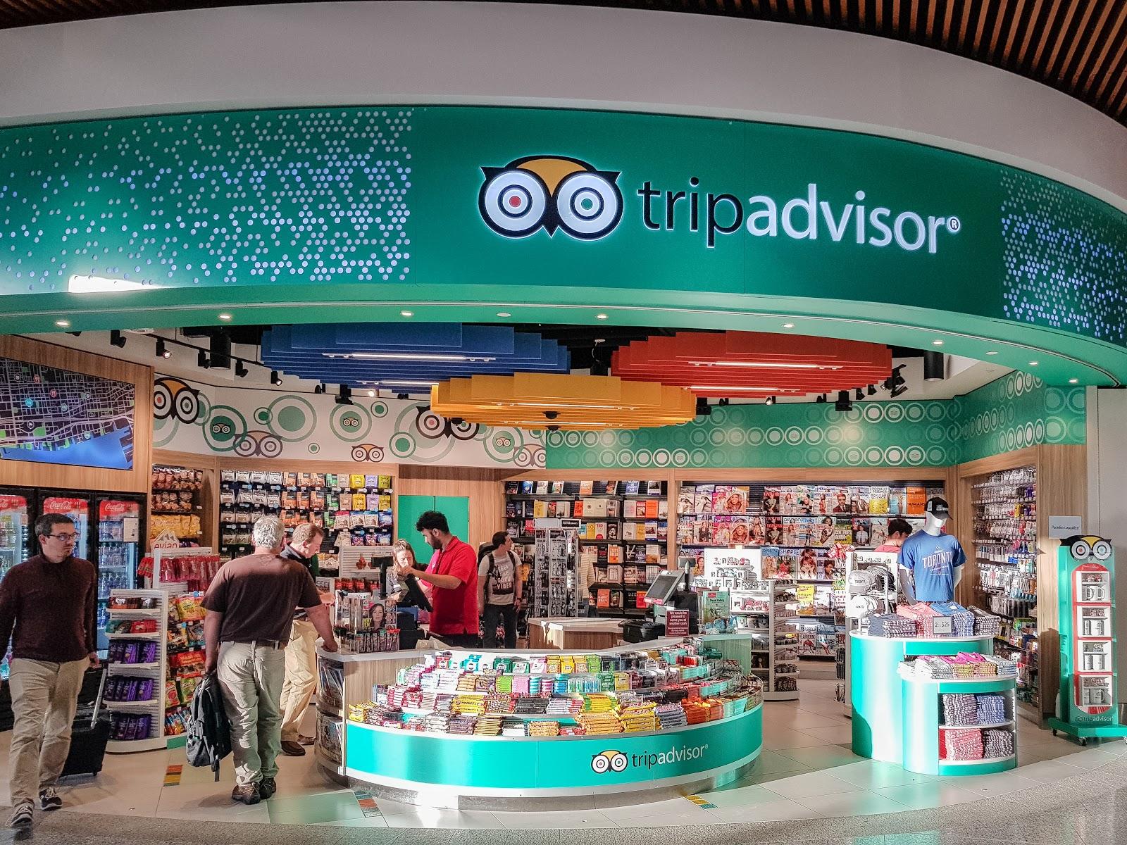 Tripadvisor商店
