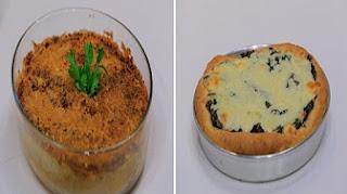 طريقة عمل فطيرة سبانخ - بطاطس مهروسة باللحمة المعصجة - اومليت خضار - صينية جلاش مكشكش مع نجلاء الشرشابي في علي قد الأيد  22-4-2017