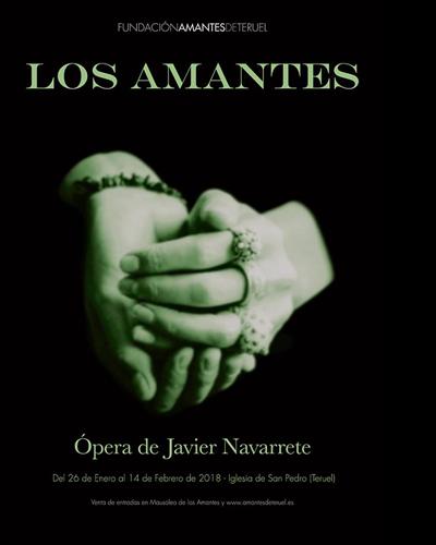 Los Amantes de Javier Navarrete