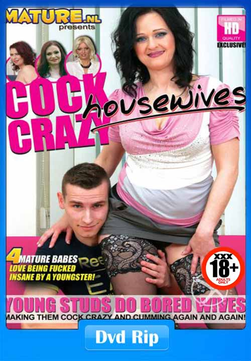 Cock Crazy Housewives XXX 2017