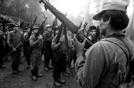 Civil War in Guatemala (1960–1996)