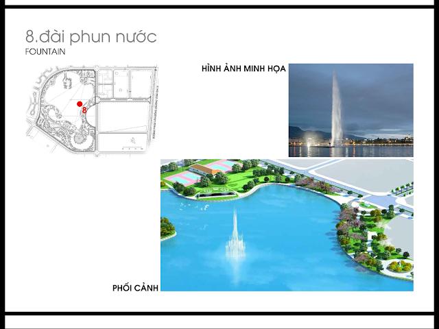 Phân phối các căn biệt thự Thành Phố Giao Lưu đường Phạm Văn Đồng