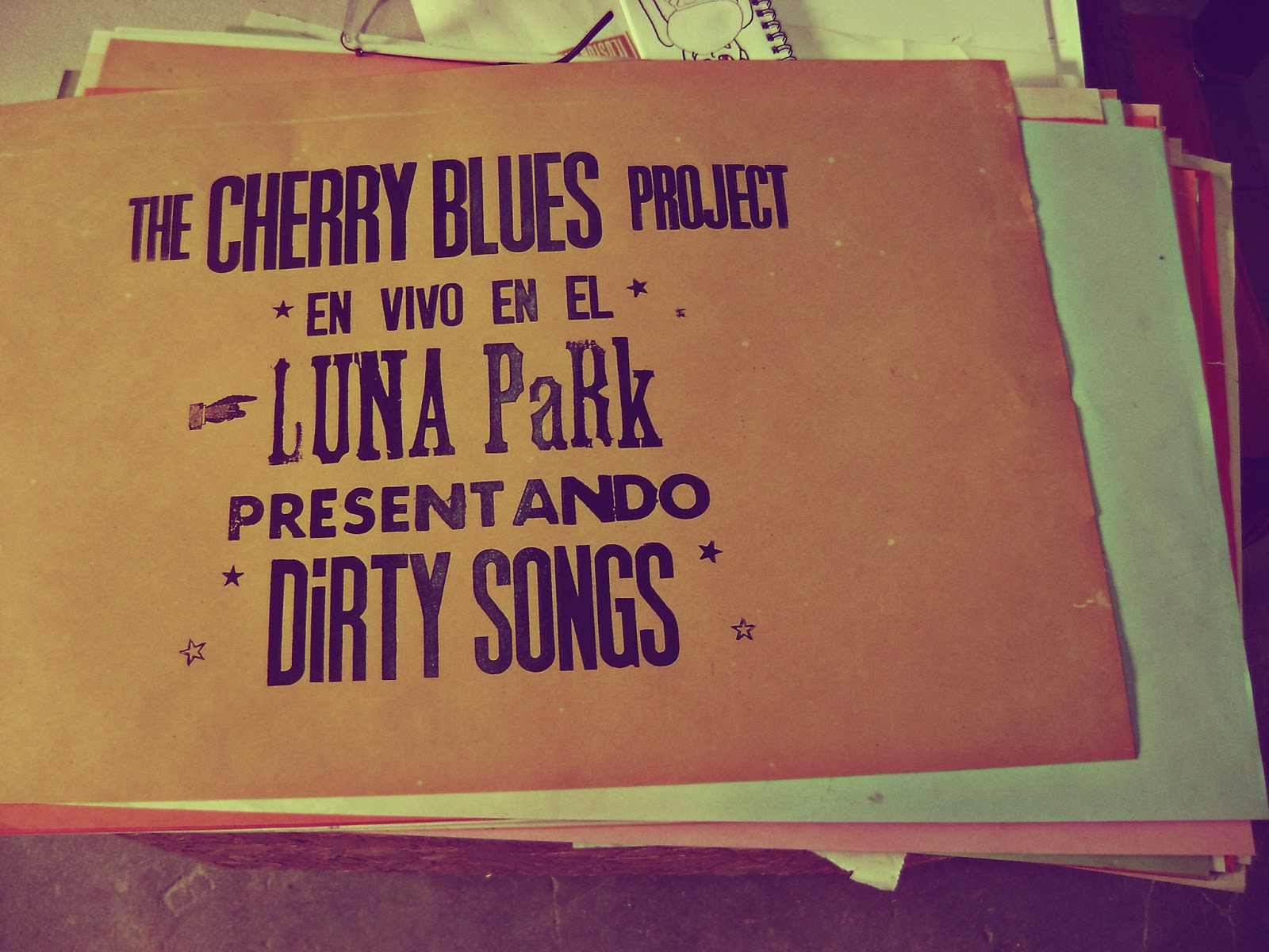 The Cherry Blues Project Número A