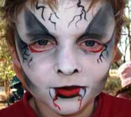 Halloween Face Paint Designs