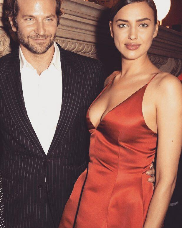 Irina Shayk, enceinte de son premier enfant avec Bradley Cooper