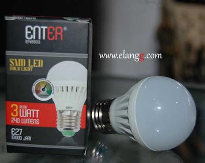 jual lampu penerangan led murah terang tahan lama