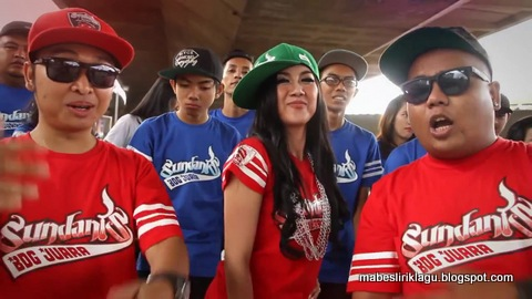 Sundanis - Bandung Juara Lirik
