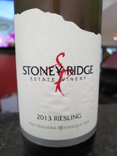 Stoney Ridge Riesling 2013 (88+ pts)