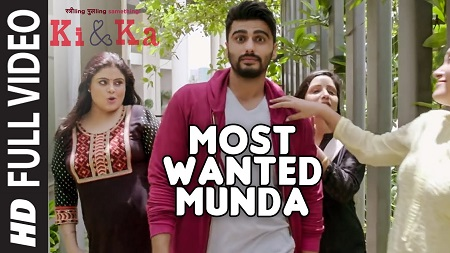 MOST WANTED MUNDA Arjun Kapoor Latest Hindi Video Songs 2016 Kareena Kapoor Meet Bros