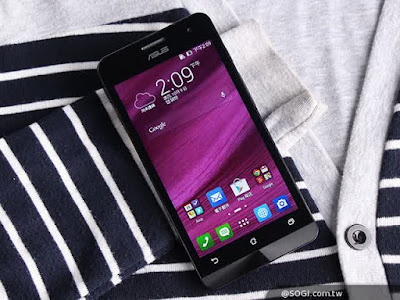 Cara Update Manual Asus Zenfone 5 ke Lollipop 5.0