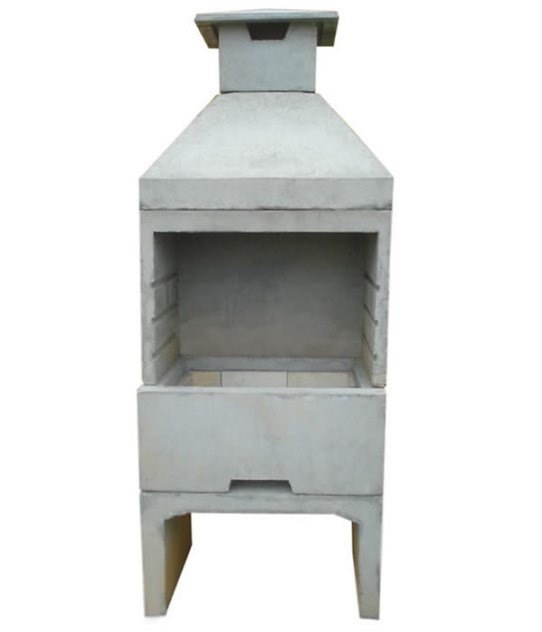 Prefabricated Barbecue